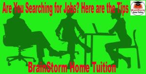 Get Job Fast