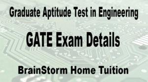 graduate aptitude test in engineering
