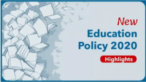 new education policy 2020 highlights