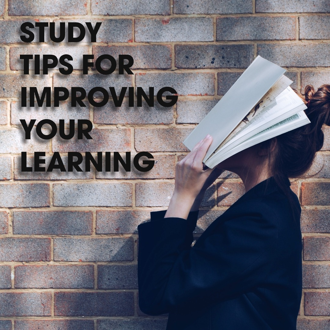 Study Tips for improving your learning