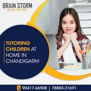 Tutoring children at home Tuition in Chandigarh