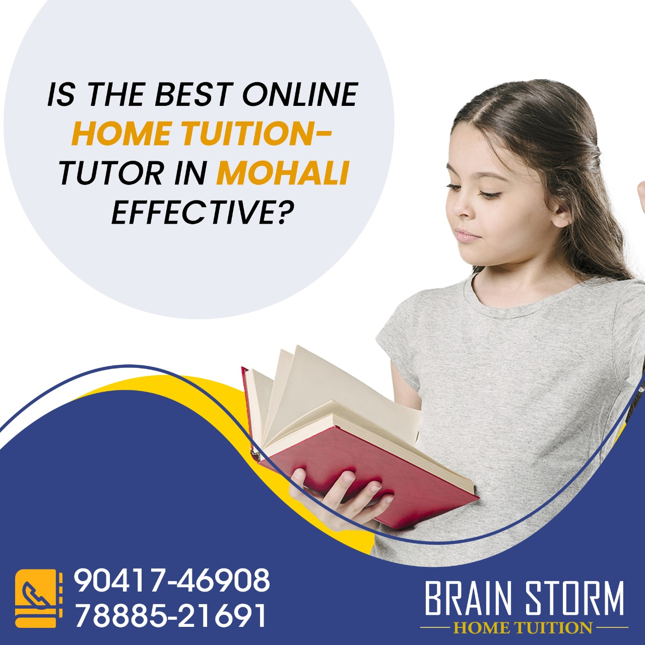 Is The Best Online Home Tuition- Tutor In Mohali Effective?