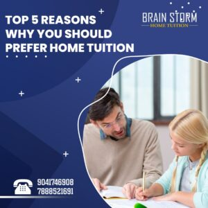 Top 5 reasons why you should prefer Chandigarh home tuition